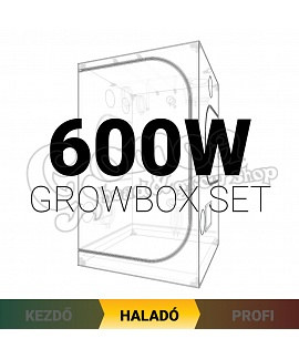 Haladó Grow Box Szett 600 W