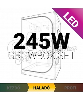 Advanced LED Growbox