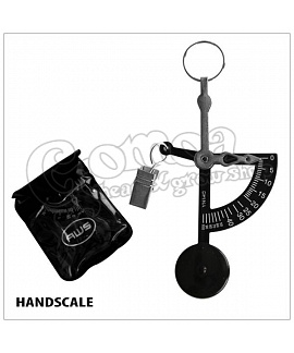 Hand scales 100g-1g