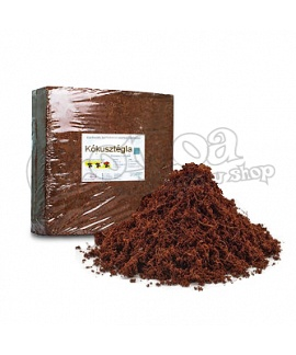 Coco Bricks (washed) 4.5 kg