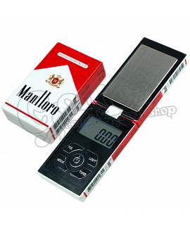 Marlboro Mini Digital Pocket Scale 500g - 0.01g