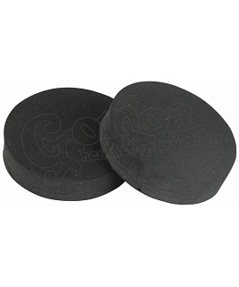 Neoprene disc - black