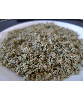 Marshmallow (Althaea officinalis) finely grinded