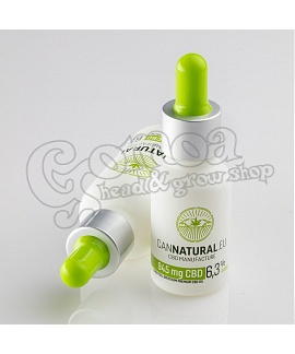 Premium Cannatural Full-Spectrum CBD oil