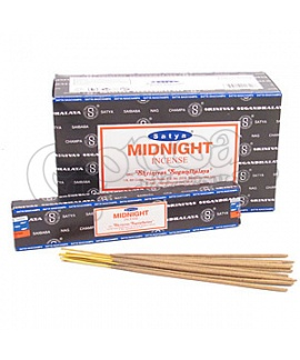 Satya Midnight Stick Incense