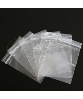 Zip Lock Bag clear 50x50 mm 100 pieces