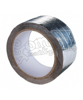 Aluminium Tape with Glass Fiber 50 mm 50 m