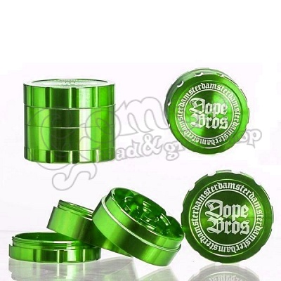 Dope Bros Amsterdam 4 part Grinder 50 mm 2