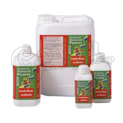 Advanced Hydroponics Grow-Bloom Excellerator Nutrient