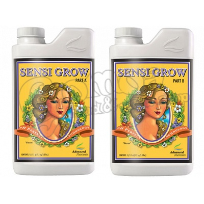 Advanced Nutrients Sensi Grow A&B nutrients
