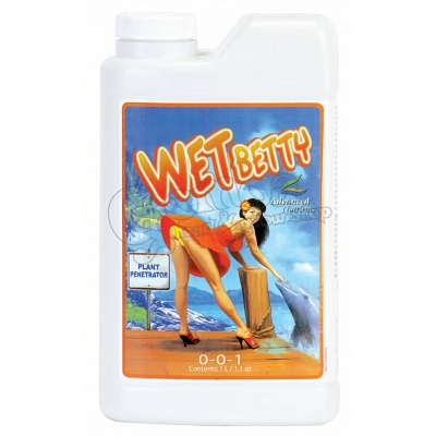 Advanced Nutrients Wet Betty Organic nutrients