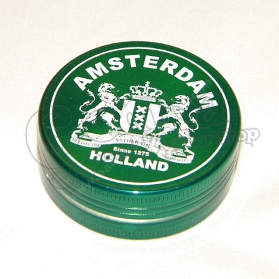 Amsterdam Metal Grinder two parts 50 mm 2
