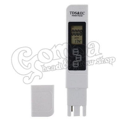 Aquatek Digital TDS+EC Meter 2