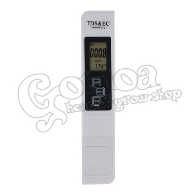 Aquatek Digital TDS+EC Meter 3