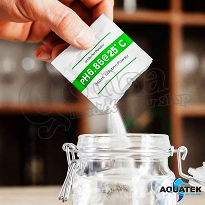 Aquatek Calib Powder pH 6.86 2