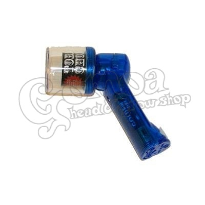Transparent Electric Grinder 40 mm 2
