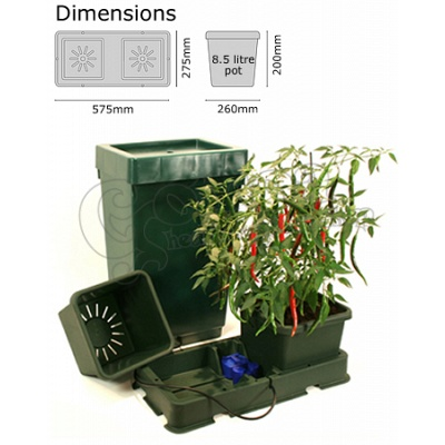 Autopot Easy2grow Watering Kit 10