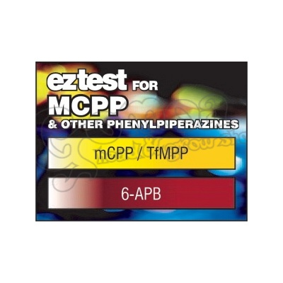 EZ-Test MCPP Drugtest 1pc 4