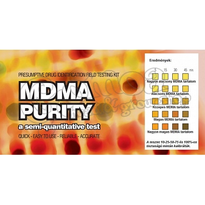 EZ-Test MDMA Purity 1pc 3