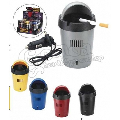 Fume Extractor Ashtray for Cars