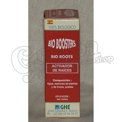 GHE Bio Roots nutrients