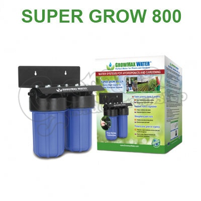 GrowMax Water Reverse Osmosis Filter 20l/hour 4
