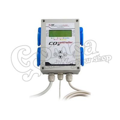 GSE Co2 Digital Controller 5