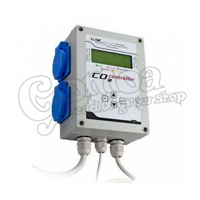 GSE Co2 Digital Controller