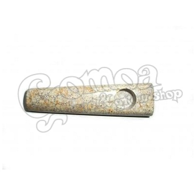 Stone pipe various styles 8,5 cm 5