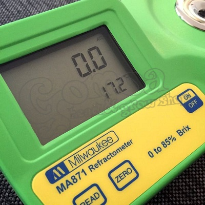 Milwaukee MA871 Refractometer Digital 3