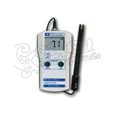 Milwaukee MW100 pH Tester