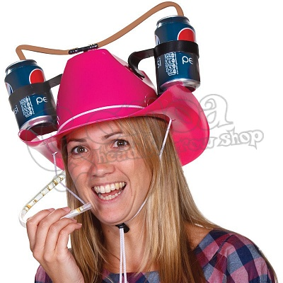 Drinking Party Cowboy Hat