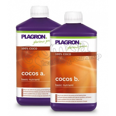 Plagron Cocos A&B Nutrient