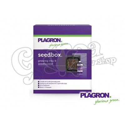 Plagron seedbox pal nta t p pal nt z s grow shop for Programme plagron