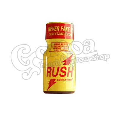 how to take rush poppers