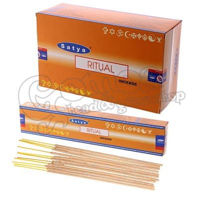 Satya Ritual Stick Incense