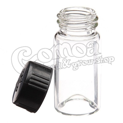 Sniffer Vial Small Transparent