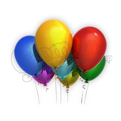 Inflatable Balloon 3 pcs